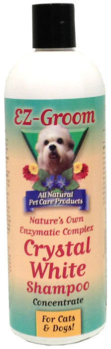 EZ-Groom Crystal White Enzyme Shampoo