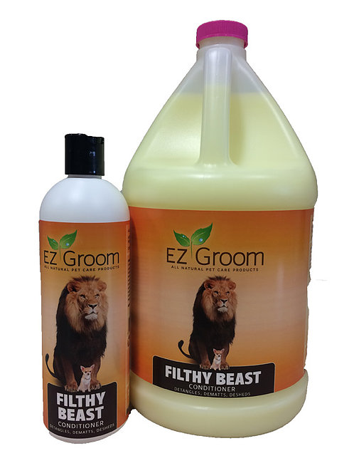 EZ-Groom Filthy Beast Conditioner 473 ml