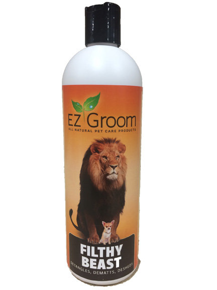 EZ-Groom Filthy Beast Shampoo 473 ml