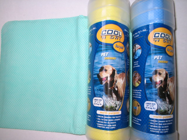 Cool?N Dry PET SHAMMY TOWEL